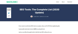 seo tools review