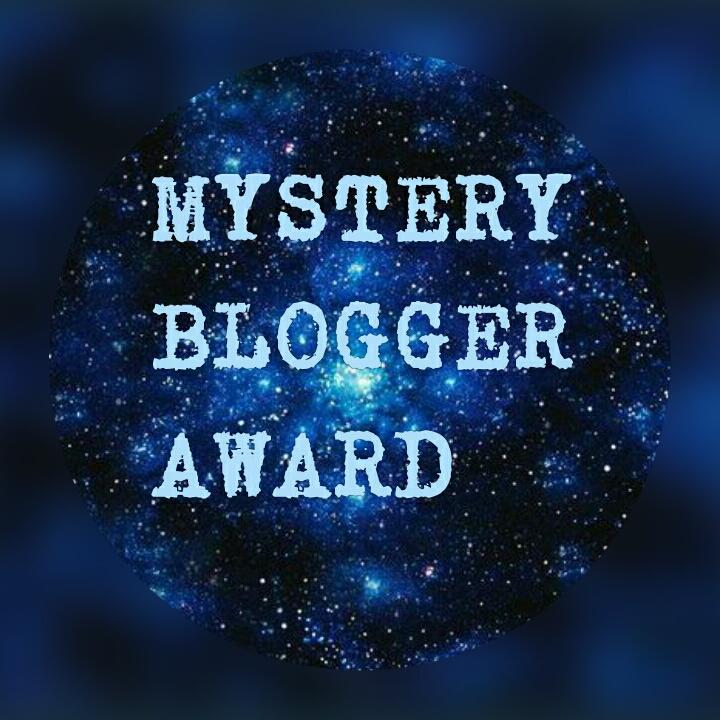 mystery blog award