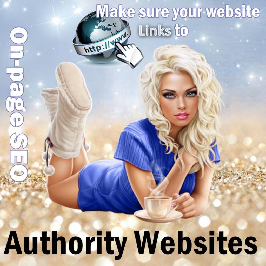 Improve your on-site SEO by linking to authority websites and rank higher in Google