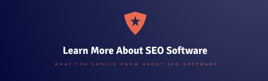 Educate yourself about SEO software
