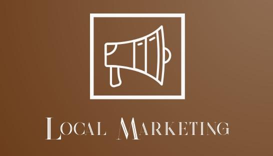 Market your website locally