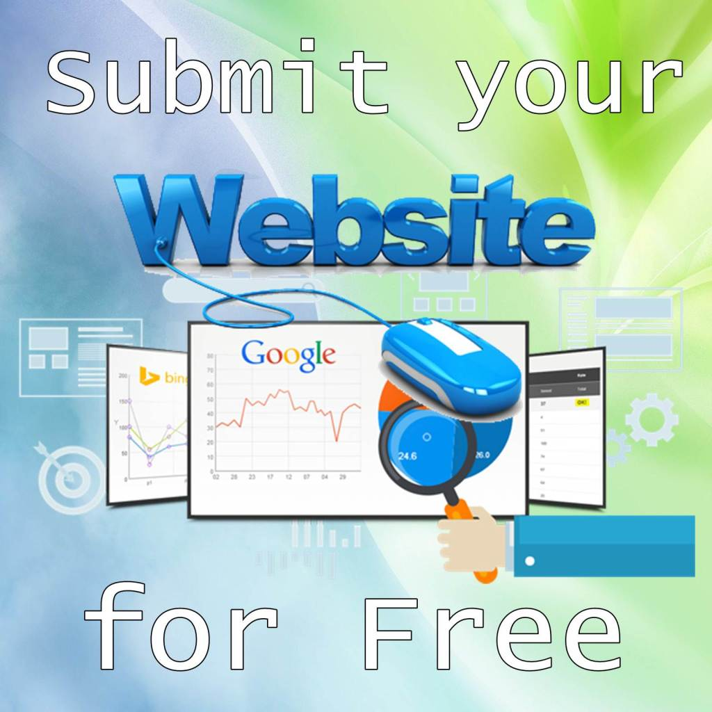 Submit your website for free!