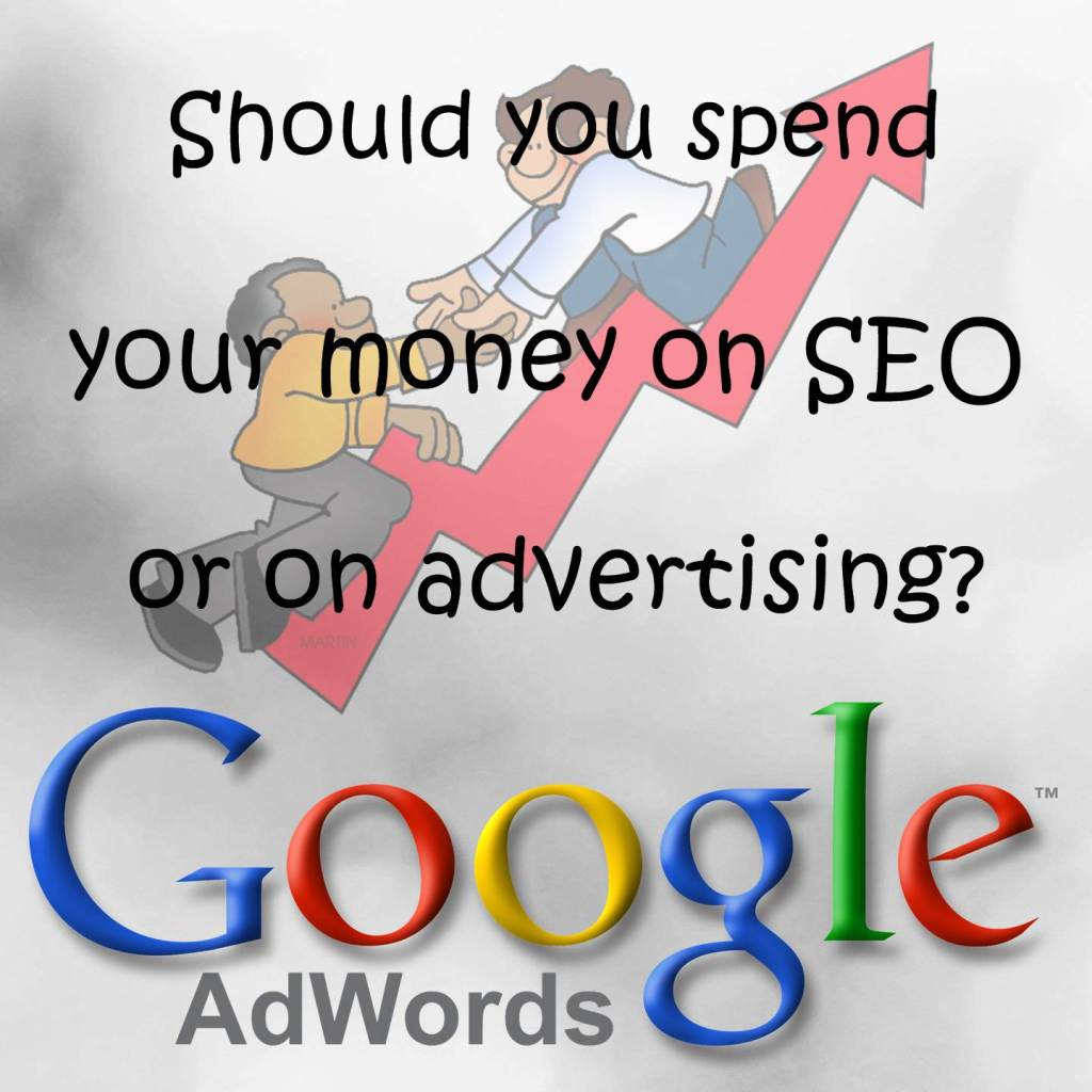 On-site SEO or advertising?