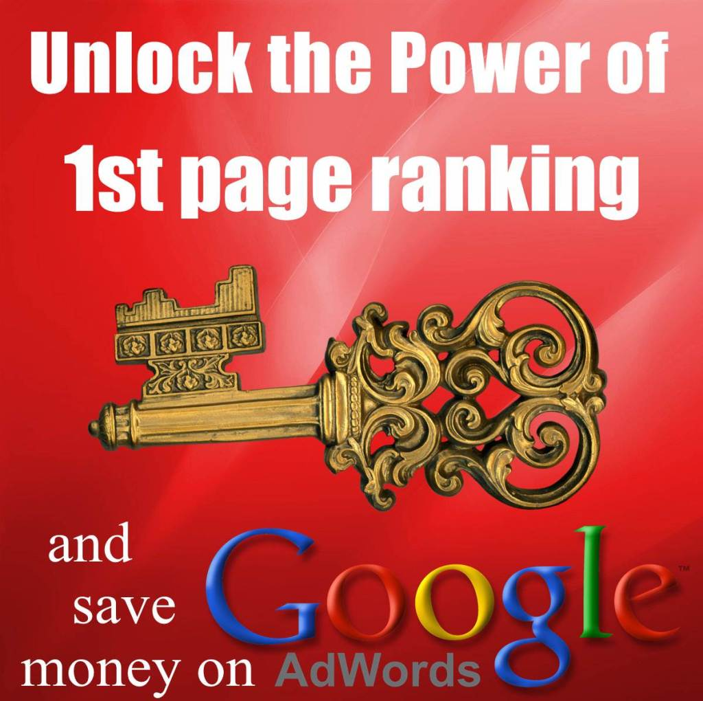 Unluck the power of first page ranking in Google