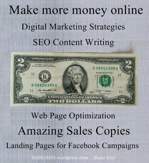 Make more money online with digital marketing strategies